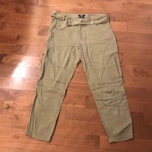 Lord & Taylor 424 Fifth cargo pants